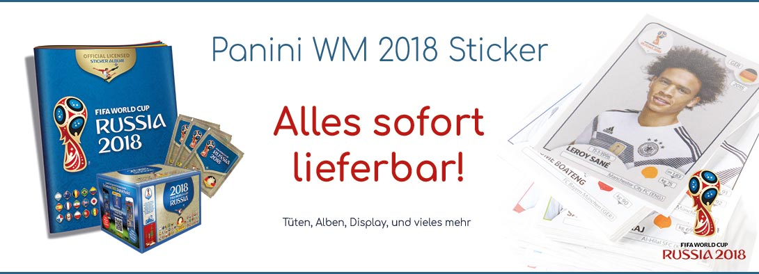 WM 2018 Sticker