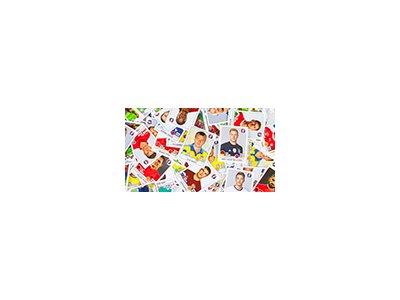 Sticker Panini / Topps