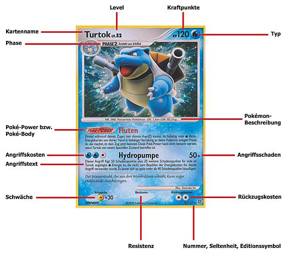 Pokemon Trading Card Game Regeln