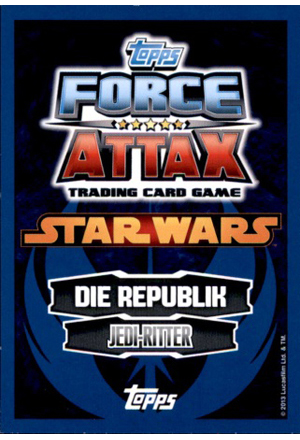 Force Attax Serie 4 Rückseite