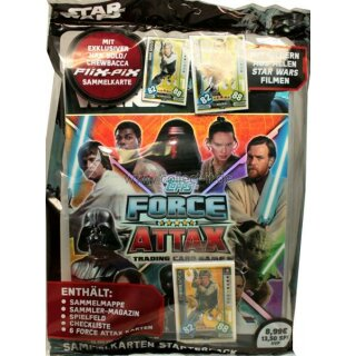 TOPPS - Star Wars - Universe - 1 Starter - Deutsch