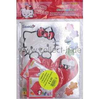 Hello Kitty - Sammel-Sticker - Starter Pack