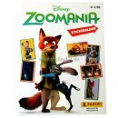 Disney Zoomania - Sammel-Sticker - Stickeralbum