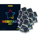 Webstars 2017 - Youtube Instagram Stars Sticker -...