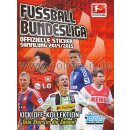 Topps Bundesliga 14/15 MINI-STICKER - Mini-Sticker Album