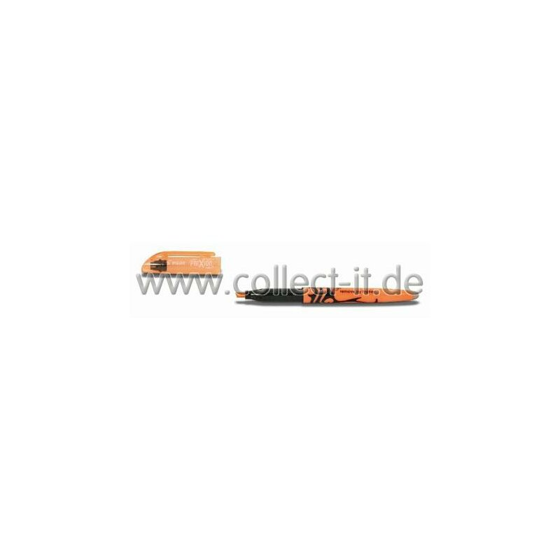 Textmarker Frixion Light orange