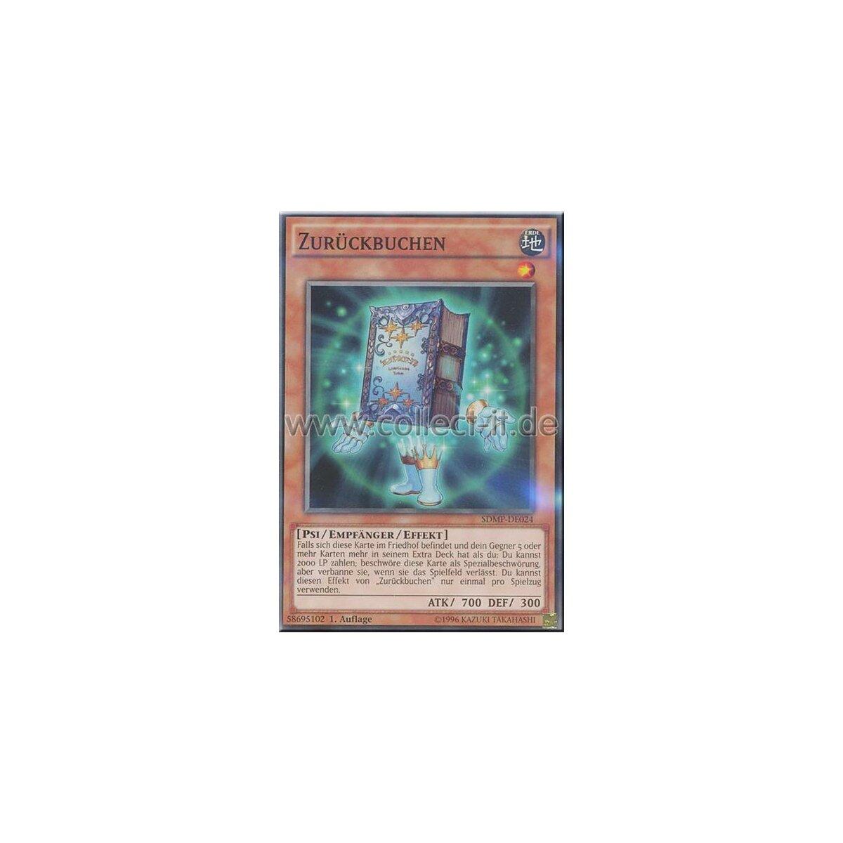ZurГјckzubuchen