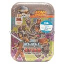 RA1 - Rebel Attax - Star Wars - Serie 1 - Mini-Tin - Deutsch