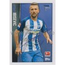 TOPPS Bundesliga 2016/2017 - Sticker 28 - Vedad Ibisevic