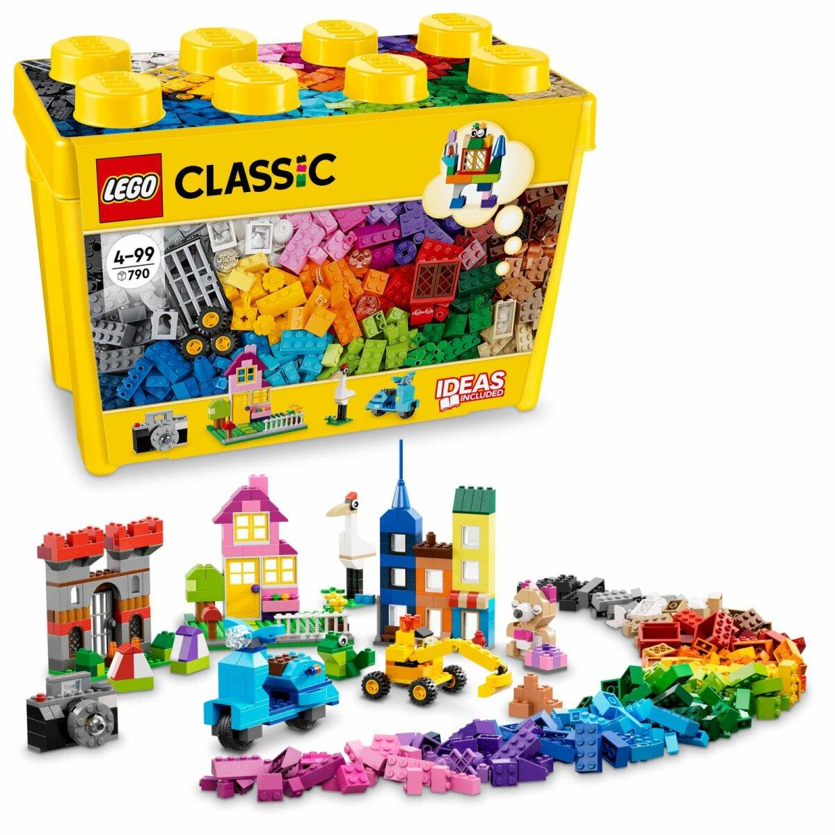 LEGO Classic - Große Bausteine-Box (10698), 39,27