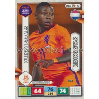 NED12 - Quincy Promes - ROAD TO WM 2018 - Rising Star