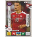 SUI08 - Granit Xhaka - ROAD TO WM 2018 - Team Mates