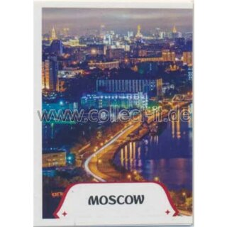 Confederations Cup 2017 - Sticker 6 - Moscow