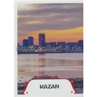 Confederations Cup 2017 - Sticker 12 - Kazan