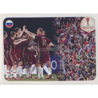 Confederations Cup 2017 - Sticker 18 - Russland