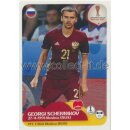 Confederations Cup 2017 - Sticker 42 - Georgi Schennikov