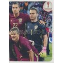 Confederations Cup 2017 - Sticker 60 - Team Russland