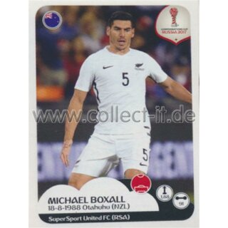 Confederations Cup 2017 - Sticker 65 - Michael Boxall