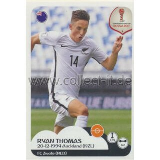 Confederations Cup 2017 - Sticker 76 - Ryan Thomas
