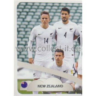 Confederations Cup 2017 - Sticker 85 - Team Neuseeland