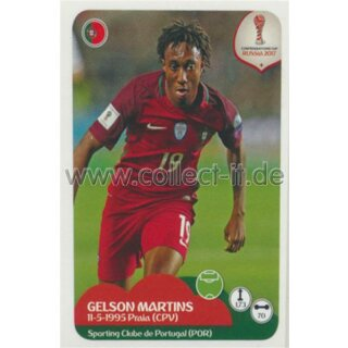 Confederations Cup 2017 - Sticker 109 - Gelson Martins