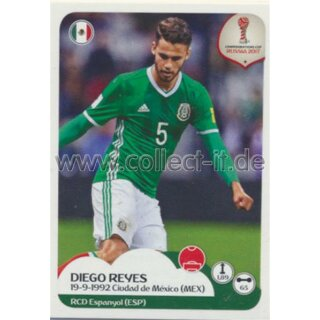 Confederations Cup 2017 - Sticker 122 - Diego Reyes
