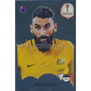 Confederations Cup 2017 - Sticker 147 - Australien - Mile Jedinak