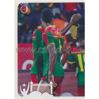 Confederations Cup 2017 - Sticker 150 - Torjubel Kamerun