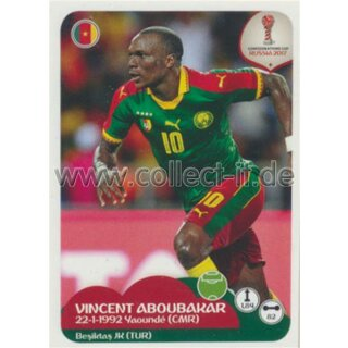 Confederations Cup 2017 - Sticker 171 - Vincent Aboubakar