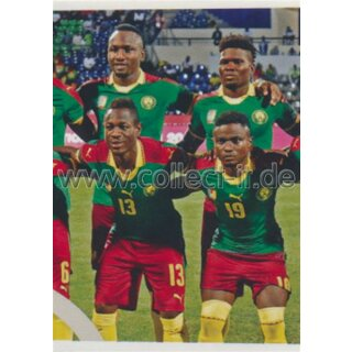 Confederations Cup 2017 - Sticker 175 - Team Kamerun
