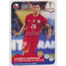 Confederations Cup 2017 - Sticker 194 - Charles Aranguiz