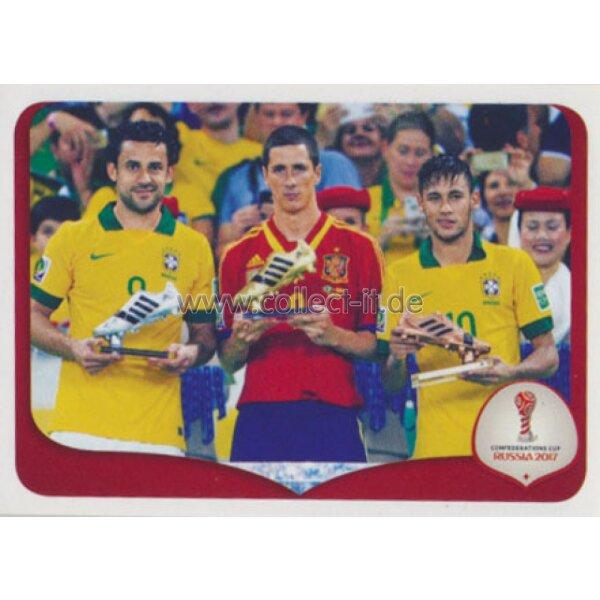Panini 141 Victor Valdes Spanien Confed Cup 2013 Brasilien