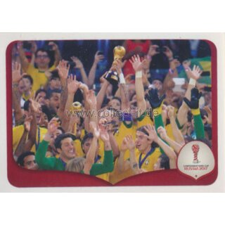 Confederations Cup 2017 - Sticker 285 - Brasilien 2013