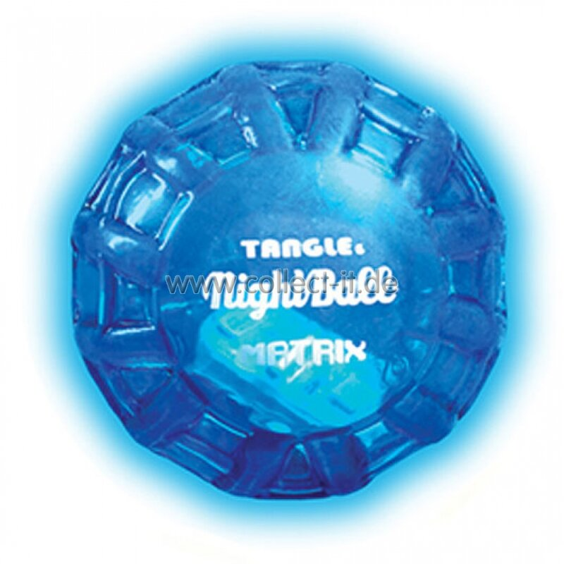 Sunflex - Tangle NightBall Soccer Mini - Farbe blau