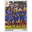 Sticker 10 - Les Bleues - Intro - Frauen EM2017