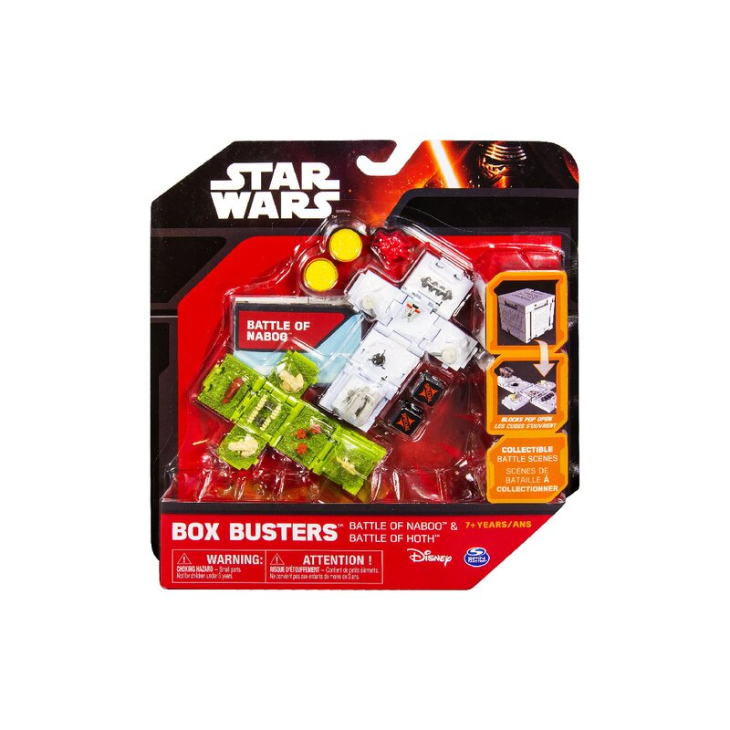 STW Box Busters Two-Pack Star