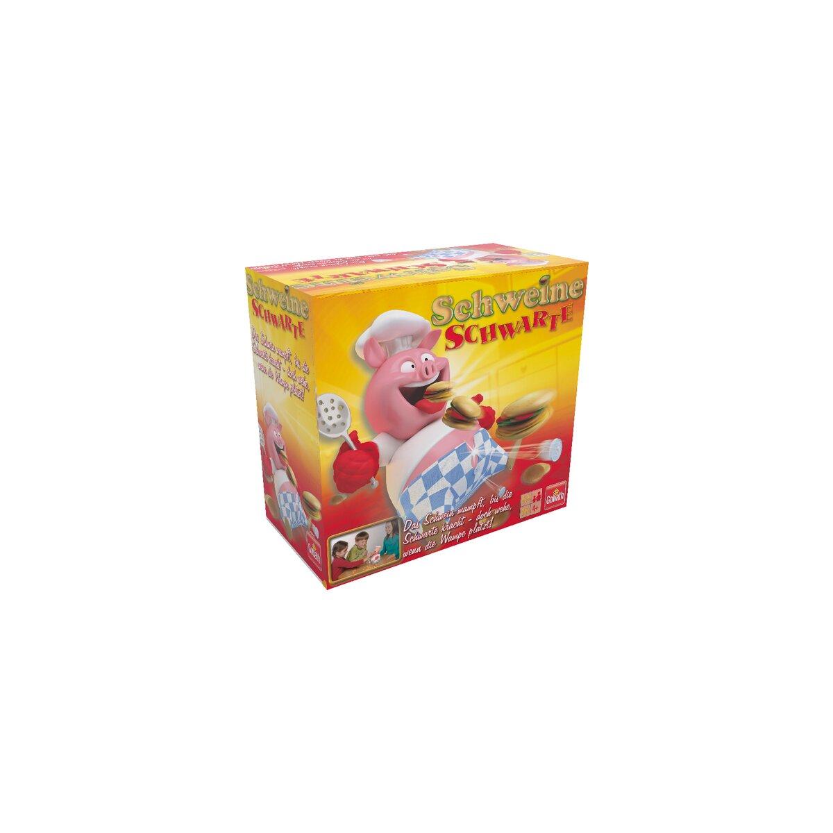 Schwein Schwarte