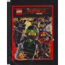 Blue Ocean - LEGO Ninjago Movie - Sammelsticker - 1 Tüte