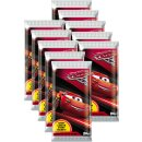 Disney Cars 3 Trading Cards - 10 Booster - Deutsch