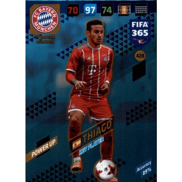 Key Players Power UP Fifa 365 Cards 2018-424 Juan Mata