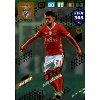 Game Changers Power UP Antoine Griezmann Fifa 365 Cards 2018-433