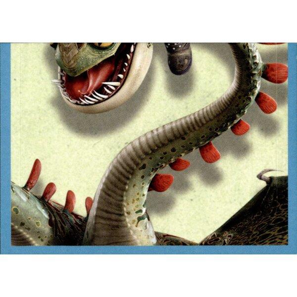 Sticker 141 Das Buch der Drachen Panini Dragons