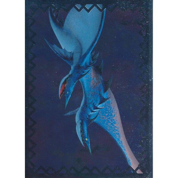 Sticker 157 Das Buch der Drachen Panini Dragons
