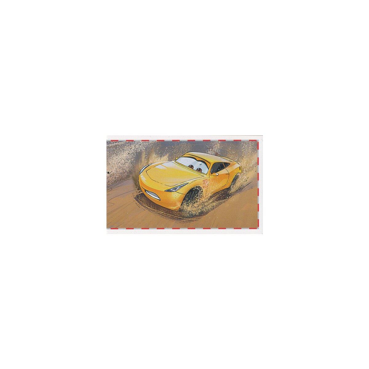 Panini-Cars 3 sammelsticker-Sticker x1