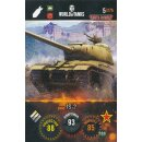 Nr. 5 - World of Tanks - IS-2 - Nation und Tank cards