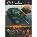 Nr. 12 - World of Tanks - Type 59 - Nation und Tank cards