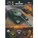 Nr. 16 - World of Tanks - WZ 111 - Nation und Tank cards