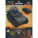 Nr. 58 - World of Tanks - Leichttraktor - Nation und Tank...