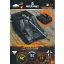 Nr. 64 - World of Tanks - Nashorn - Nation und Tank cards