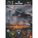 Nr. 67 - World of Tanks - Panther - Nation und Tank cards